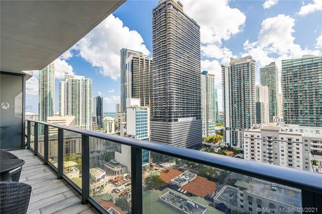 55 SW 9th St #1804, Miami, FL 33130 (MLS #A11010273) :: The Riley Smith Group