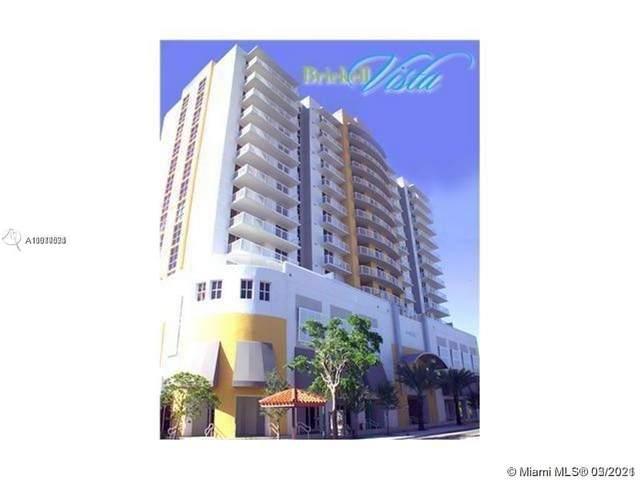 900 SW 8th St #1503, Miami, FL 33130 (MLS #A11010594) :: The Teri Arbogast Team at Keller Williams Partners SW