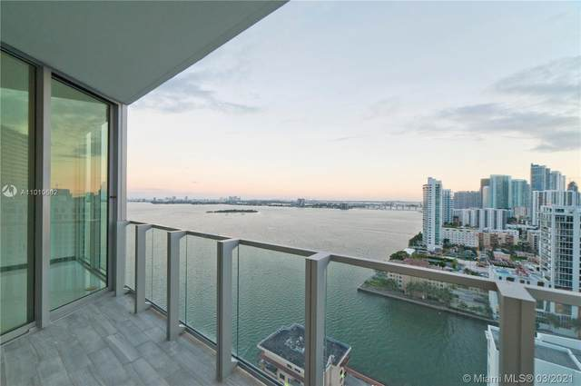 2900 NE 7th Ave #2109, Miami, FL 33137 (MLS #A11010602) :: Team Citron