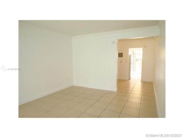 6930 Byron Ave #104, Miami Beach, FL 33141 (MLS #A11010749) :: Green Realty Properties