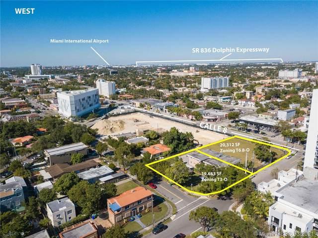 2000 SW 8th St, Miami, FL 33135 (MLS #A11010794) :: Compass FL LLC