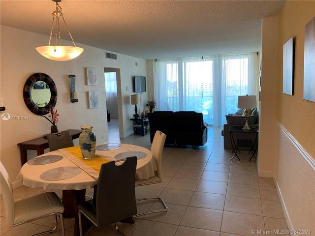 4001 S Ocean Dr 6E, Hollywood, FL 33019 (MLS #A11010811) :: Castelli Real Estate Services