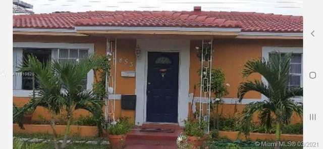 853 NE 164th St, North Miami Beach, FL 33162 (MLS #A11010820) :: Castelli Real Estate Services