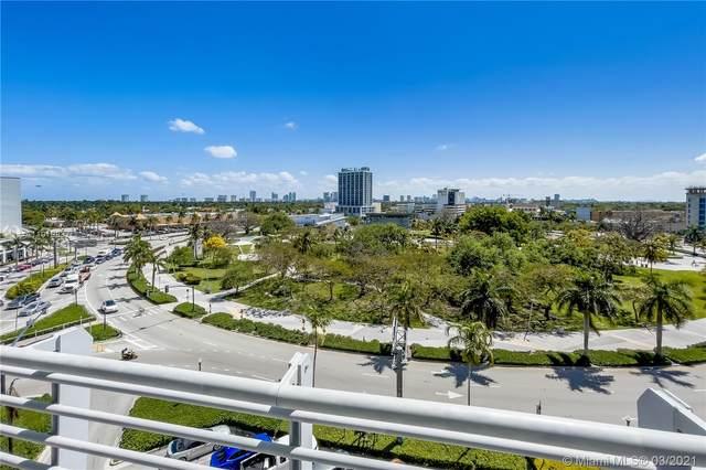 1830 Radius Dr #723, Hollywood, FL 33020 (MLS #A11010837) :: Dalton Wade Real Estate Group