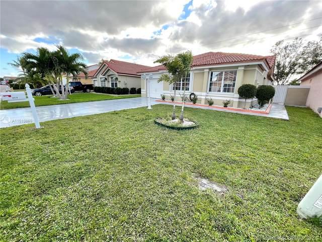 18926 NW 56th Ct, Miami Gardens, FL 33055 (MLS #A11010865) :: Berkshire Hathaway HomeServices EWM Realty
