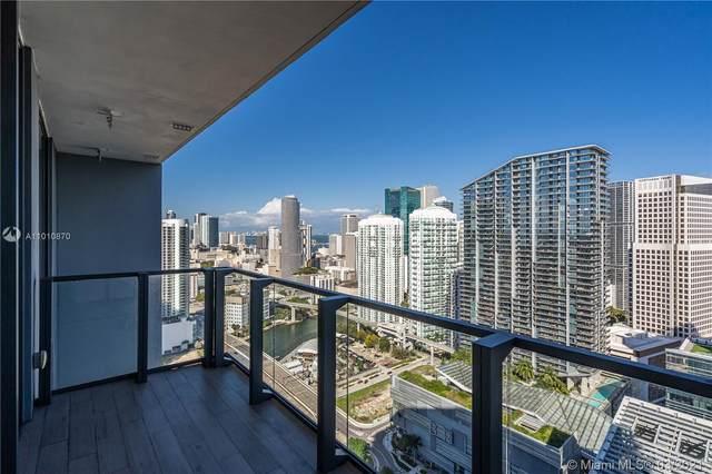 88 SW 7th St #3309, Miami, FL 33130 (#A11010870) :: Posh Properties
