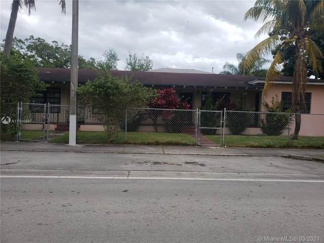 6701 NE 5th Ave, Miami, FL 33138 (MLS #A11010887) :: The Riley Smith Group