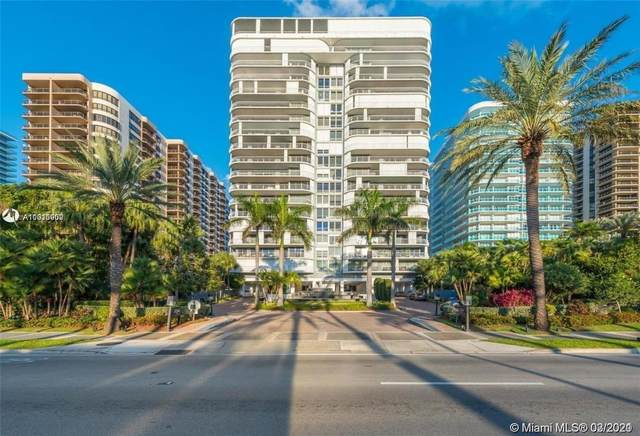 10155 Collins Ave #1105, Bal Harbour, FL 33154 (MLS #A11010902) :: The Riley Smith Group