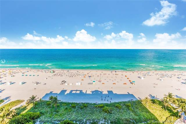 1455 Ocean Dr #1607, Miami Beach, FL 33139 (MLS #A11010903) :: The Riley Smith Group