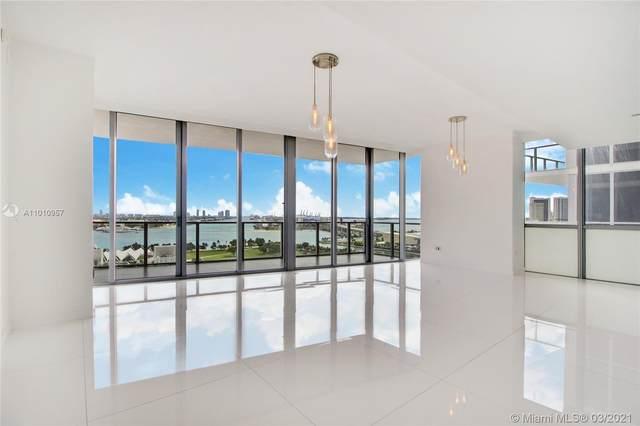 1100 Biscayne Blvd #1702, Miami, FL 33132 (MLS #A11010957) :: Prestige Realty Group