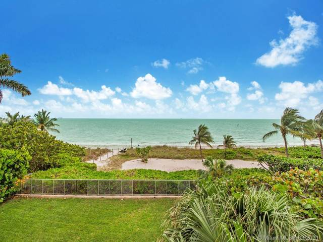 600 Grapetree Dr 3DN, Key Biscayne, FL 33149 (MLS #A11010983) :: The Teri Arbogast Team at Keller Williams Partners SW