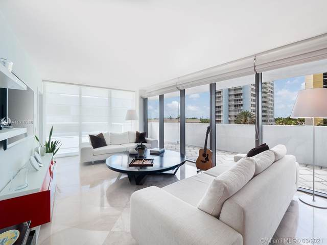5875 Collins Ave #508, Miami Beach, FL 33140 (MLS #A11010985) :: The Riley Smith Group