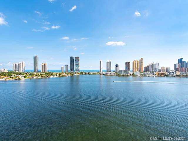 5500 Island Estates Dr #1206, Aventura, FL 33160 (MLS #A11011022) :: The Riley Smith Group