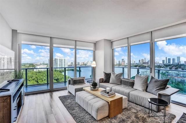 16385 Biscayne Blvd #1807, North Miami Beach, FL 33160 (MLS #A11011037) :: The Riley Smith Group