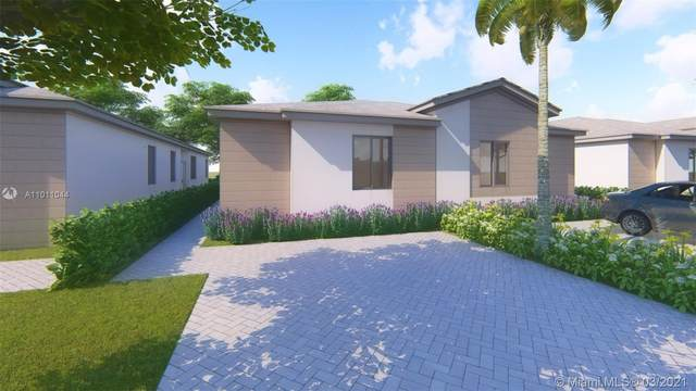 740-742 NW 7th Ter, Pompano Beach, FL 33060 (#A11011044) :: Posh Properties