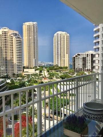 701 Brickell Key Blvd #1104, Miami, FL 33131 (MLS #A11011248) :: ONE   Sotheby's International Realty