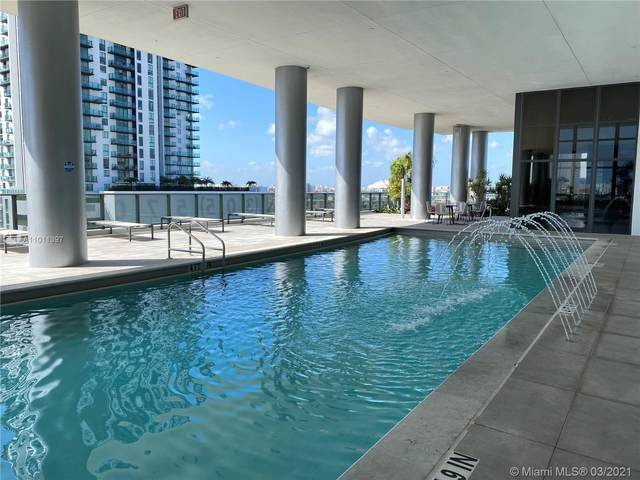 1600 NE 1st Ave #1409, Miami, FL 33132 (MLS #A11011397) :: Equity Advisor Team