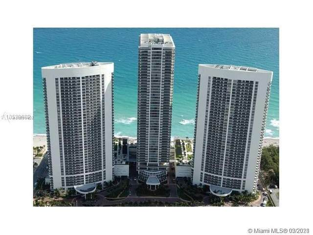 1830 S Ocean Dr #3807, Hallandale Beach, FL 33009 (MLS #A11011402) :: GK Realty Group LLC