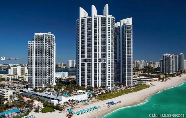 18201 Collins Ave #1207, Sunny Isles Beach, FL 33160 (MLS #A11011455) :: The Howland Group