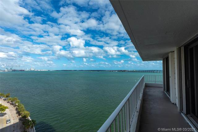 200 SE 15th Rd 14D, Miami, FL 33129 (MLS #A11011510) :: The Teri Arbogast Team at Keller Williams Partners SW