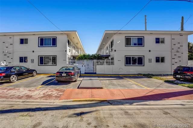 8509 Crespi Blvd #7, Miami Beach, FL 33141 (MLS #A11011512) :: The Rose Harris Group