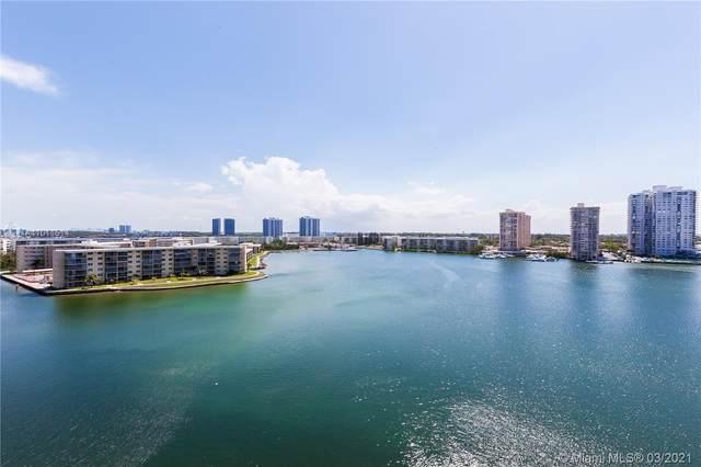18151 NE 31st Ct Ph116, Aventura, FL 33160 (MLS #A11011514) :: Dalton Wade Real Estate Group