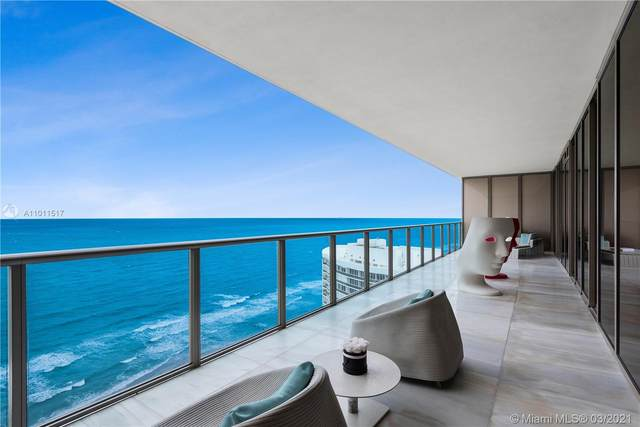 9701 Collins Ave Lph03, Bal Harbour, FL 33154 (MLS #A11011517) :: Re/Max PowerPro Realty