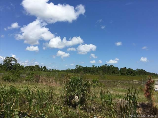 5399 SE Bridge Road, Hobe Sound, FL 33455 (MLS #A11011549) :: The Teri Arbogast Team at Keller Williams Partners SW