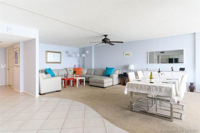 4300 N Ocean Blvd 20F, Fort Lauderdale, FL 33308 (MLS #A11011565) :: Castelli Real Estate Services