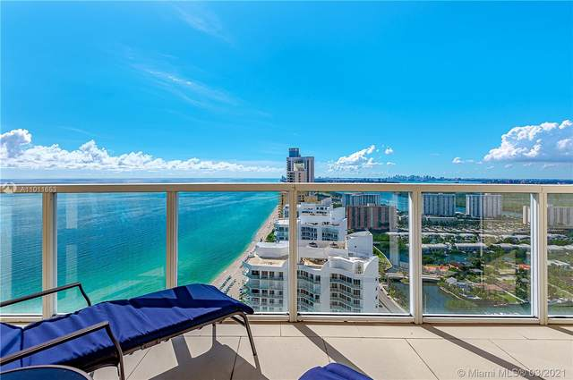 16699 Collins Ave #4109, Sunny Isles Beach, FL 33160 (#A11011653) :: Posh Properties