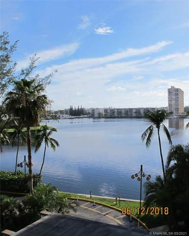 18151 NE 31st Ct #505, Aventura, FL 33160 (MLS #A11011659) :: The Howland Group