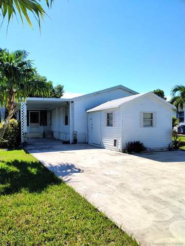 35250 SW 177 Ct Unit 55, Homestead, FL 33034 (MLS #A11011805) :: The Teri Arbogast Team at Keller Williams Partners SW