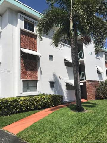 515 S Crescent Dr #310, Hollywood, FL 33021 (MLS #A11011817) :: Castelli Real Estate Services
