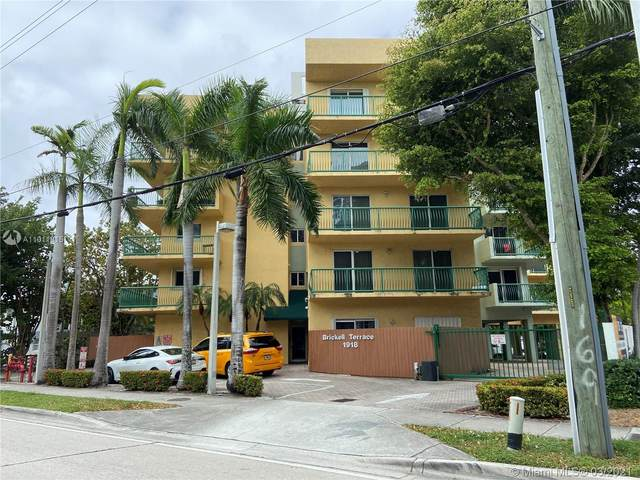 1918 Brickell Ave #205, Miami, FL 33129 (MLS #A11011915) :: Re/Max PowerPro Realty