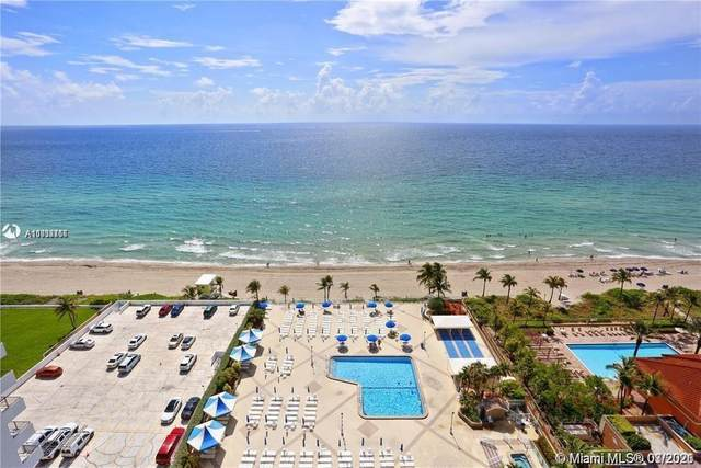 2030 S Ocean Dr #211, Hallandale Beach, FL 33009 (MLS #A11012116) :: The Howland Group