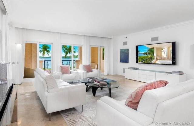 2321 SE Fisher Island Dr #4201, Miami Beach, FL 33109 (MLS #A11012117) :: Castelli Real Estate Services