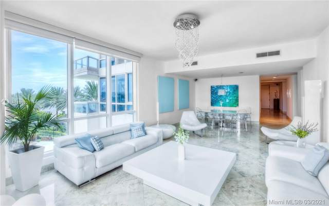 100 S Pointe Dr #510, Miami Beach, FL 33139 (MLS #A11012217) :: The Riley Smith Group