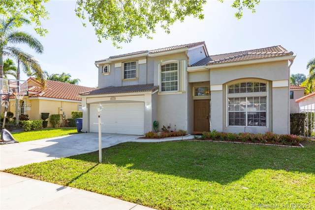 2730 Cayenne Ave, Cooper City, FL 33026 (MLS #A11012240) :: The Teri Arbogast Team at Keller Williams Partners SW