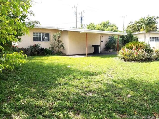550 NE 172nd St, North Miami Beach, FL 33162 (MLS #A11012245) :: The Jack Coden Group