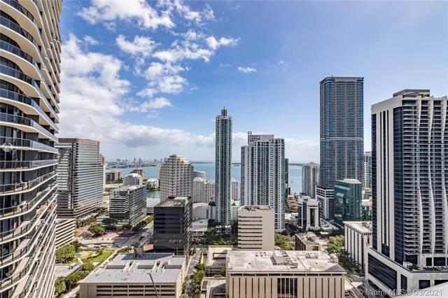45 SW 9th St #3302, Miami, FL 33130 (MLS #A11012267) :: Castelli Real Estate Services