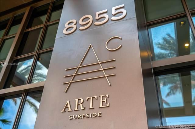 8955 Collins #201, Miami Beach, FL 33154 (MLS #A11012319) :: Carole Smith Real Estate Team