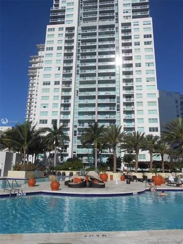 253 NE 2nd St #423, Miami, FL 33132 (MLS #A11012342) :: The Riley Smith Group