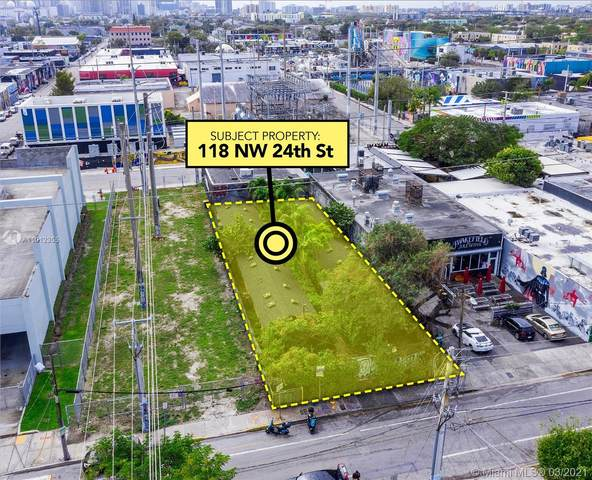 118 NW 24th St, Miami, FL 33127 (MLS #A11012355) :: The Teri Arbogast Team at Keller Williams Partners SW