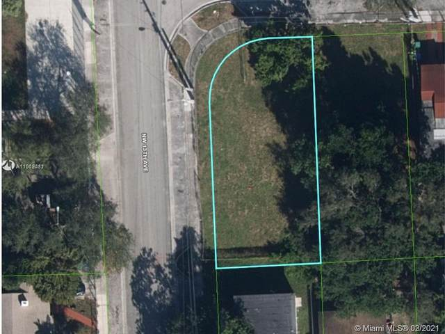 1298 NW 57th St, Miami, FL 33142 (MLS #A11012411) :: Re/Max PowerPro Realty