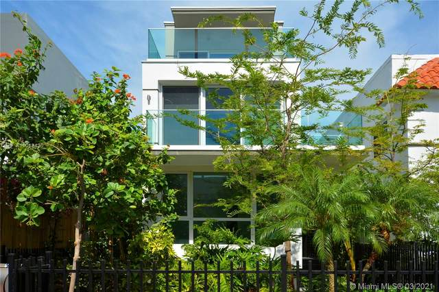 1410 Euclid Ave A, Miami Beach, FL 33139 (MLS #A11012430) :: Re/Max PowerPro Realty
