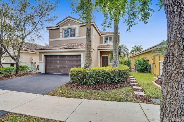 1473 Sunset Way, Weston, FL 33327 (MLS #A11012466) :: The Teri Arbogast Team at Keller Williams Partners SW