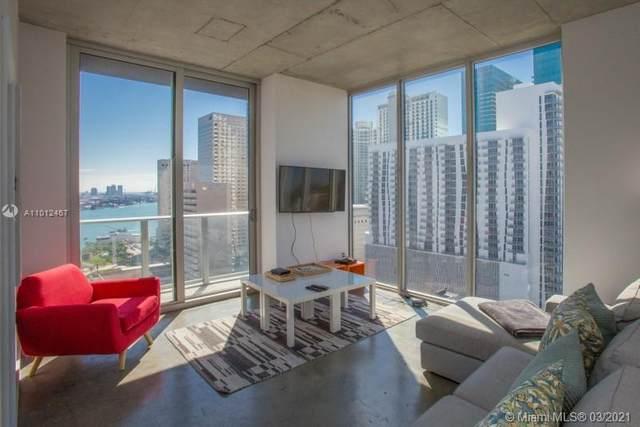 151 SE 1 St #2201, Miami, FL 33131 (MLS #A11012467) :: Castelli Real Estate Services