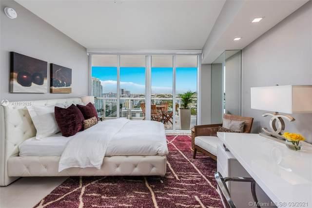 450 Alton Rd #2206, Miami Beach, FL 33139 (MLS #A11012635) :: Prestige Realty Group