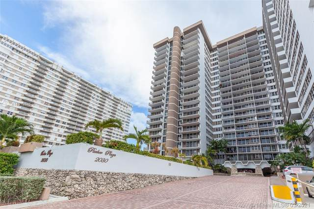 2030 S Ocean Dr #1504, Hallandale Beach, FL 33009 (MLS #A11012645) :: The Howland Group