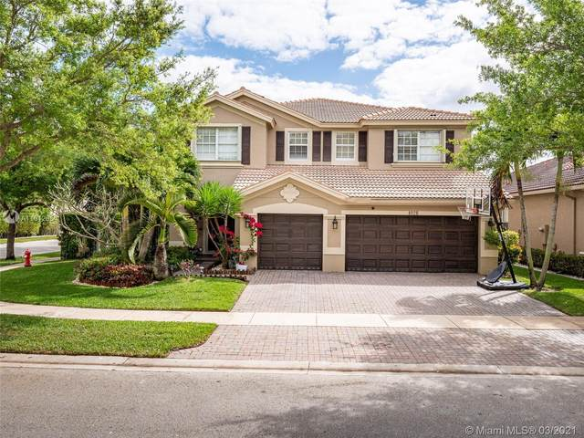4026 Cascade Ter, Weston, FL 33332 (MLS #A11012654) :: The Paiz Group